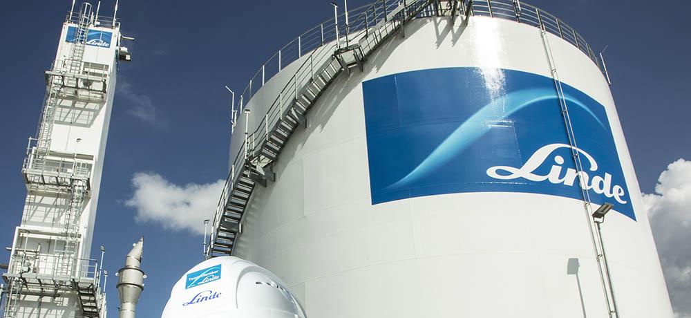 Linde gasfabrik Vejle 2020