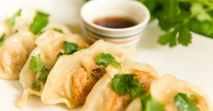 japanska dumplings recept