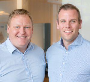 Fredrik Nyman ja Fredrik Stark on AGA rakendusinsenerid, kes on spetsialiseerunud protsessiarendusele ja energiatõhususele.