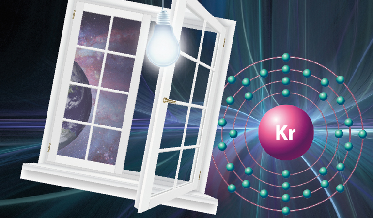 Learning About Gas Krypton A Rare Noble Gas Aga Magazine