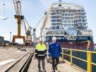 Täpötäydet tilauskirjat ja miljoonien investoinnit – Turun telakan menestys ulottuu pitkälle